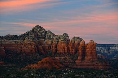 Arizona Travel Photography - Sedona Sunset