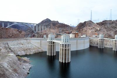 Arizona Travel Photography - Hoover Dam
