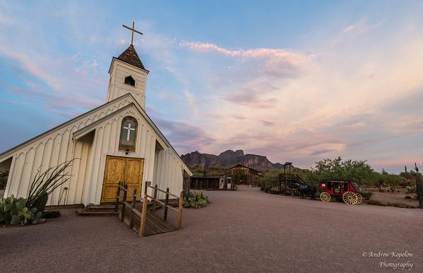 Little Elvis Chapel