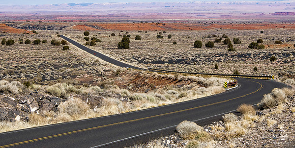 East of Sunset Crater