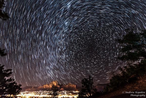 Sedona Skies, Christmas Eve