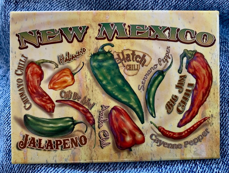 New Mexico chiles!
