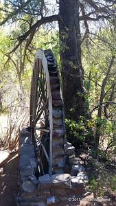 Water Wheel Hike - We found it!