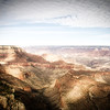 The Grand Canyon with a vignette.