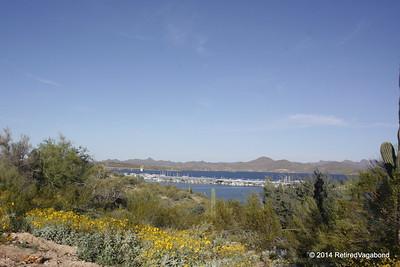 Lake Pleasant - Spring 2015