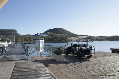 Lake Pleasant Marina Taxi