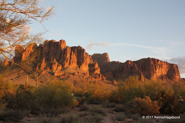 Superstition Mountian