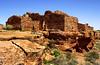 Lomaki Pueblo ruins in the Wupatki National Monument near Flagstaff, Arizona.