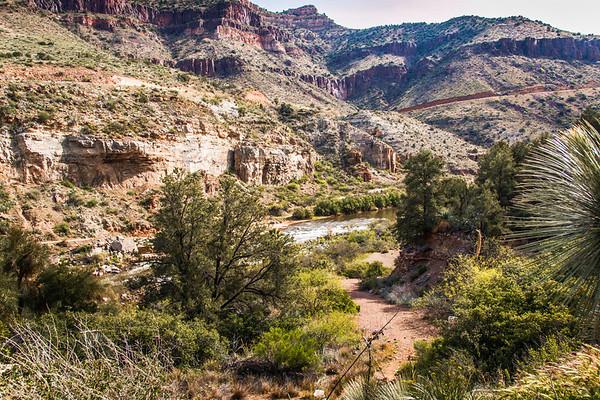 Salt River Canyon
