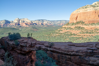 Devil's Bridge in Sedona Arizona
