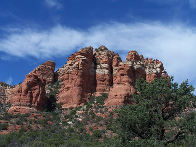 Cathedral Rock(?)