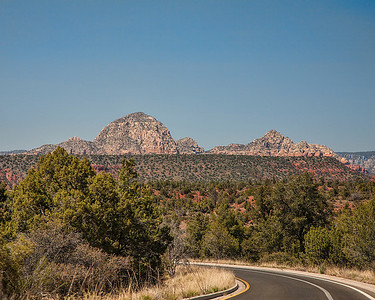 Thunder Mountain (Capitol Butte) in Sedona