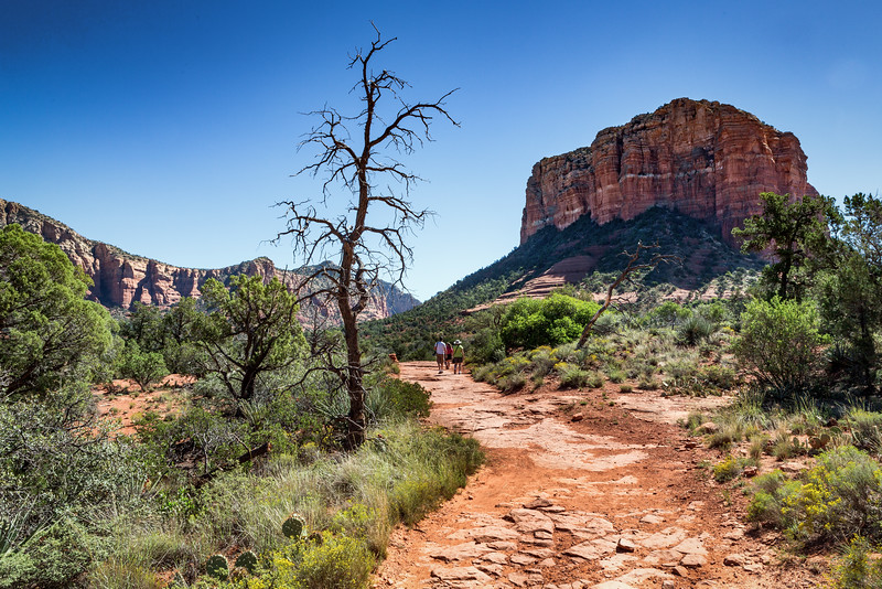 Sedona Desert Hike