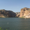 Lake in in Tonto National Forest in Arizona.