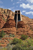 Church of the Holy Cross in Sedona, Arizona.