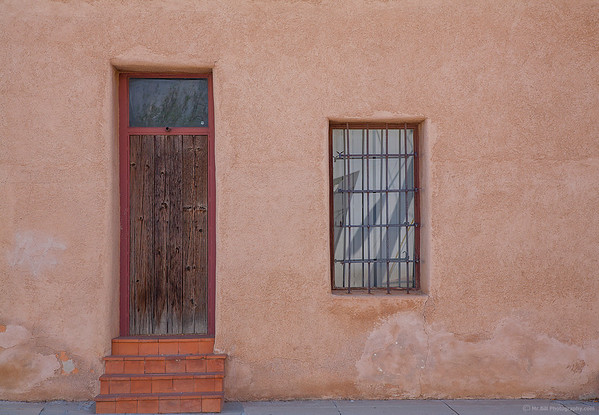 doorway in Tucson