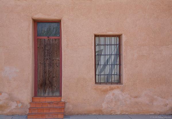 doorway in Tucson
