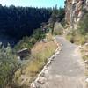 Walnut Canyon<br>Oct 10 2005 - NSXPO 2005 Return trip
