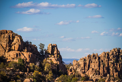 The Granite Dells of Prescott Arizona