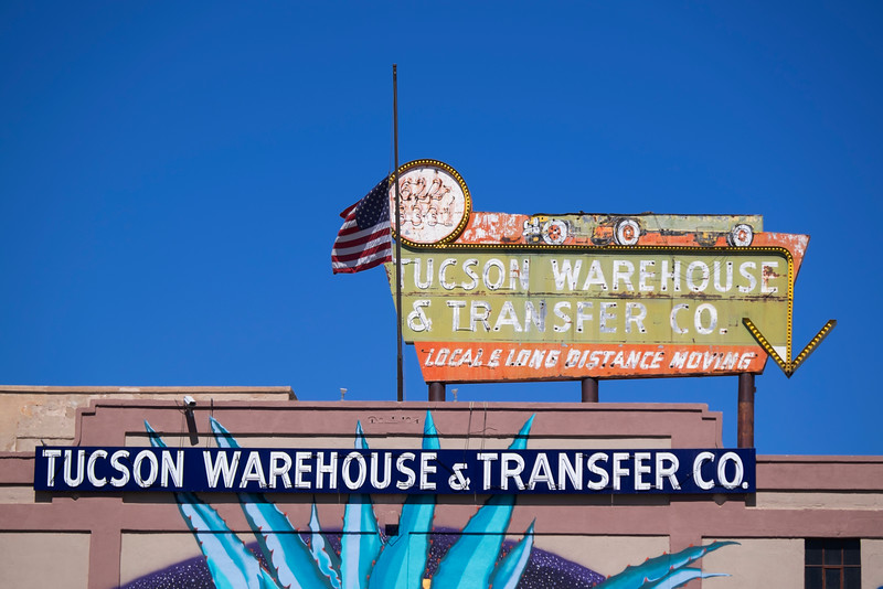Warehouse and Transfer