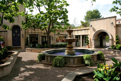 Tlaquepaque Arts and Crafts Village.  A beautiful Place to visit!