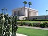 Mesa Temple, AZ