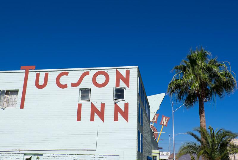 Tucson Inn; Tucson, Arizona