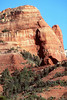 Red mountains near Sedona, Arizona.<br /> June 20, 2004