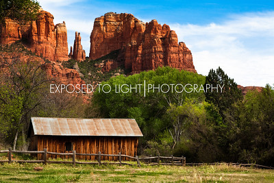 Cathedral Rock (The Shack)