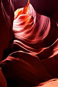 Inside Antelope Canyon Slot