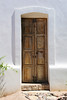 """Doors of the Southwest"" San Xavier Indian Reservation, Arizona"