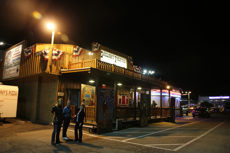 The Gas Light Theatre