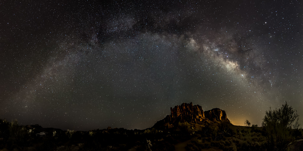 Superstition Milky Way