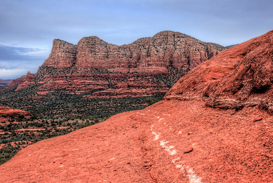 On Bell Rock in Sedona AZ 11-11-11