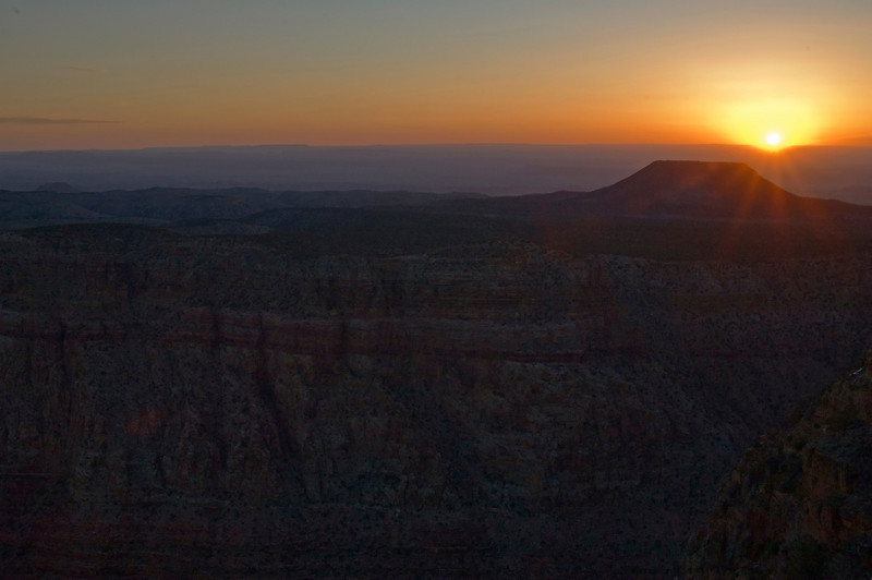 Grand Canyon Sunrise at Desert View