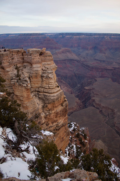 The Grand Canyon - South Rim