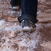 CRAMPONS (A MUST IF TRAIL IS ICY & SNOW PACKED) South Kaibab Trail - South Rim at The Grand Canyon