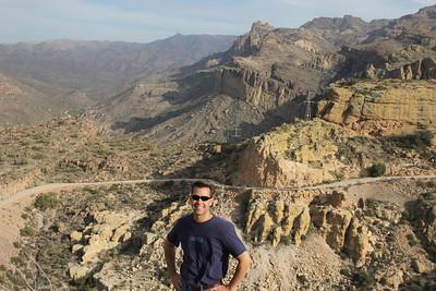 Apache Trail - The Apache Trail was a stagecoach trail that ran through the Superstition Mountains.