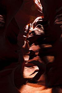 Antelope Canyon trail