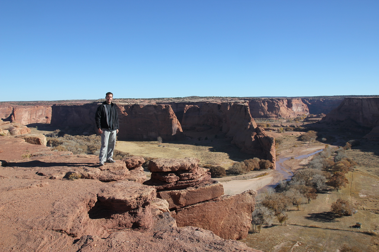Canyon de Chelly - One of the longest continuously inhabited landscapes of North America.