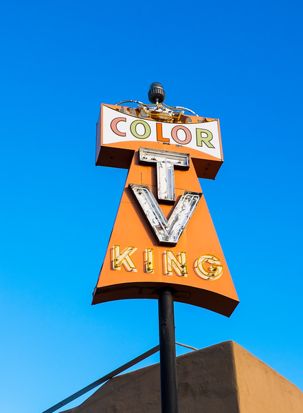 Color TV King