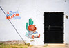 """""""Doors of the Southwest""""......A slightly rough part of downtown Tucson, Arizona"""