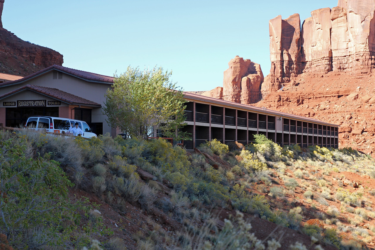 Monument Valley - Goulding Lodge - Best and closest hotel in the valley itself