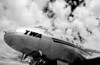 TWA Constellation Airplane
