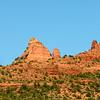 Sandstone formations. Sedona, AZ