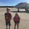 Arriving in Flagstaff