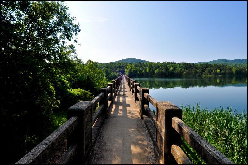 Lake Leatherwood - Arkansas May 2010
