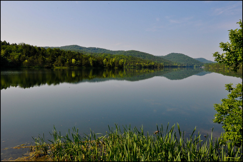 Lake Leatherwood Trails - May 2010