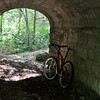 Lake Leatherwood trails near Eureka Springs, Arkansas