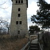 Ha Ha Tonka State Park, Camdenton, MO. The watertower.